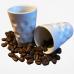 Dubbe Espressotasse aus Keramik